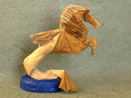 Roman Diaz - Hippocampus by ViewtifulJesus