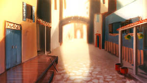 Nanoreno13: The Town by Auro-Cyanide