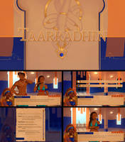Game Release: Taarradhin by Auro-Cyanide