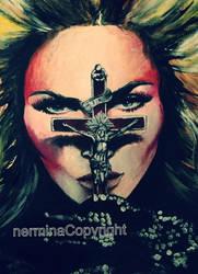 Like A Prayer - Madonna by SugarSunset