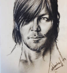 Norman Reedus by SugarSunset