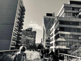 Chelsea, NYC by burcyna