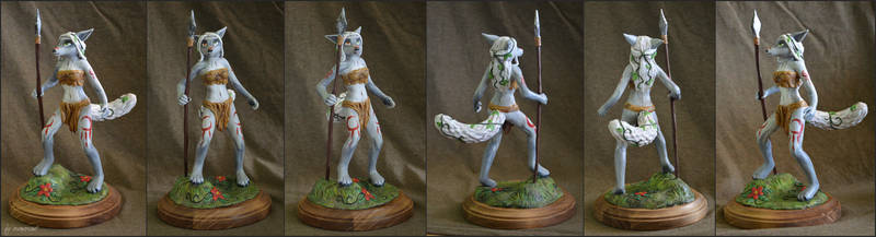 Maruni sculpture - more views! by SnowSnow11