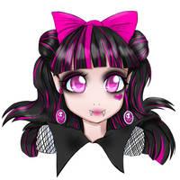 MH - Draculara cutsey by xod4ox