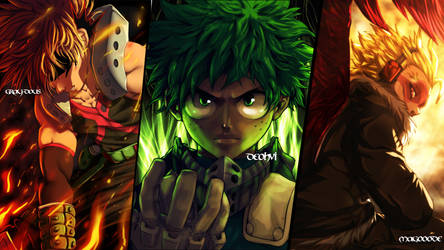 Collab Of The Century   My Hero Academia Fanart by Magooode