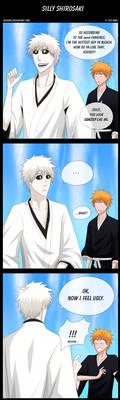 Bleach: Silly Shirosaki by Mizashi