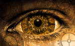 Steampunk Eye by koalalalala