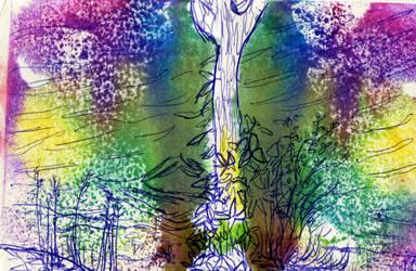 Tree II by ShirleyComplex