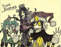 Have A Mad Holiday Season by RingoNakishima