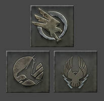 The Symbols of GDI by Bioblood