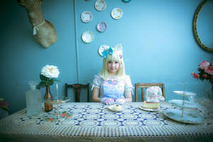 Welcome to my Tea Party by alysael