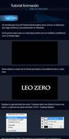 Texto Animado como TV by leozerosty