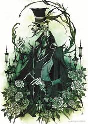 . Slytherin . by baroquegothik