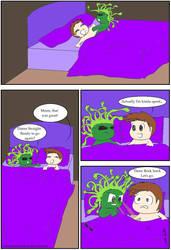 comic-medusa by Davoerlo