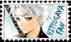 Hitsugaya Fan Stamp by AdryJustend