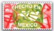 Hecho en MEXICO Stamp by AdryJustend