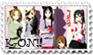 K-ON Stamp by AdryJustend