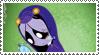 Ruby Gloom Misery Stamp by MickNewell-BC