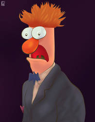 Mister Beaker by jackcrowder