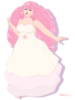 MMD Download: Rose Quartz by Mr-Finnyeh