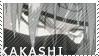 Kakashi stamp by Kateskywalker