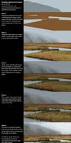 Marsh Tutorial by jontorresart