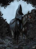 Wraith by jontorresart