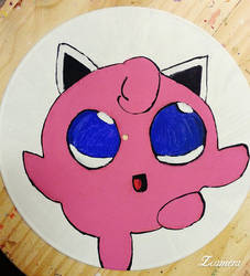 Jigglypuff Pokemon by jemmy01