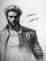 Wolverine ll_in progress by oxydgenesis