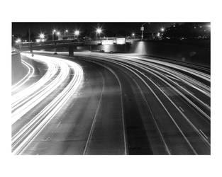 Electric Interstate 5 by archangelhunter