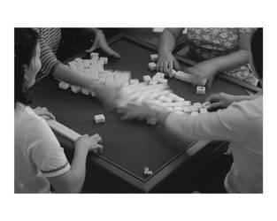 Old ladies game night by archangelhunter