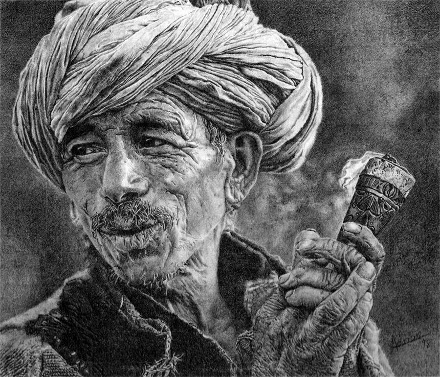 Old man 1 by raidan1280