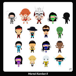 Mortal Kombat 2 by raidan1280