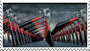 Marching Hammers Stamp by Firestorm-the-Poet