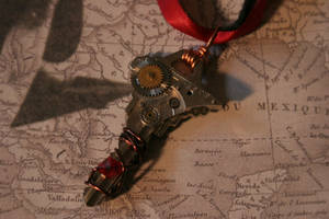 Clockwork Key by Firestorm-the-Poet