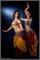 Belly Dance 01 by gmesh