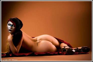 Priestess_2 by gmesh