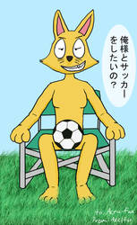 Let's play soccer by axelfar