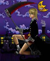 Maka-chan by fantasy-fairy