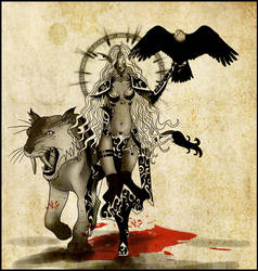 The Hunter by fantasy-fairy