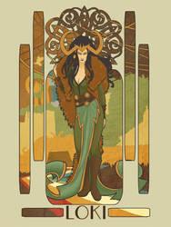 Lady Loki by fantasy-fairy