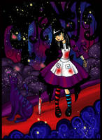 ...::Alice in WonderLand::... by fantasy-fairy