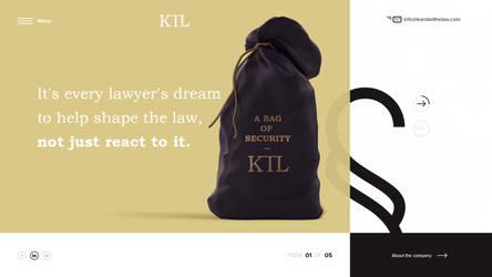 Lawyer Website by Freestyler92