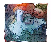 Snow Goose by karola-j