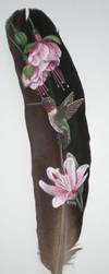The Hummingbird by SpeckledGoblin