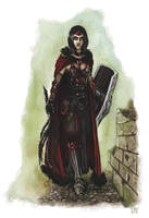 The Countess - Blackguard by Vanagandr