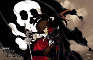 Captain Harlock by daikikun75