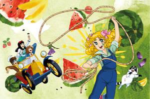 candy vaquera by daikikun75