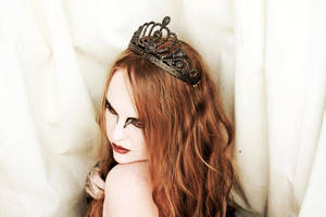 Black Swan - make up. by sayra