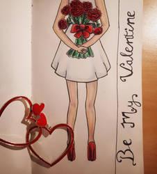 Happy Valentines Day by Zilfana-9